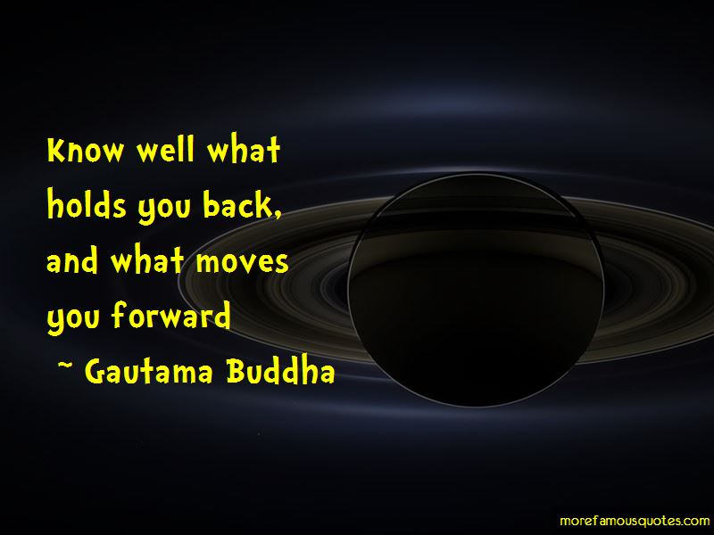 Quotes About What Moves You