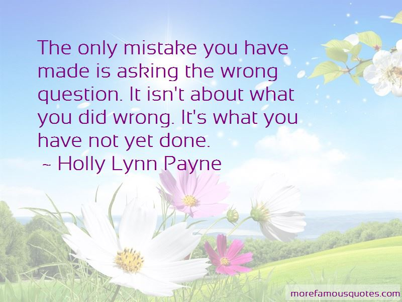 What You Did Wrong Quotes Pictures 3