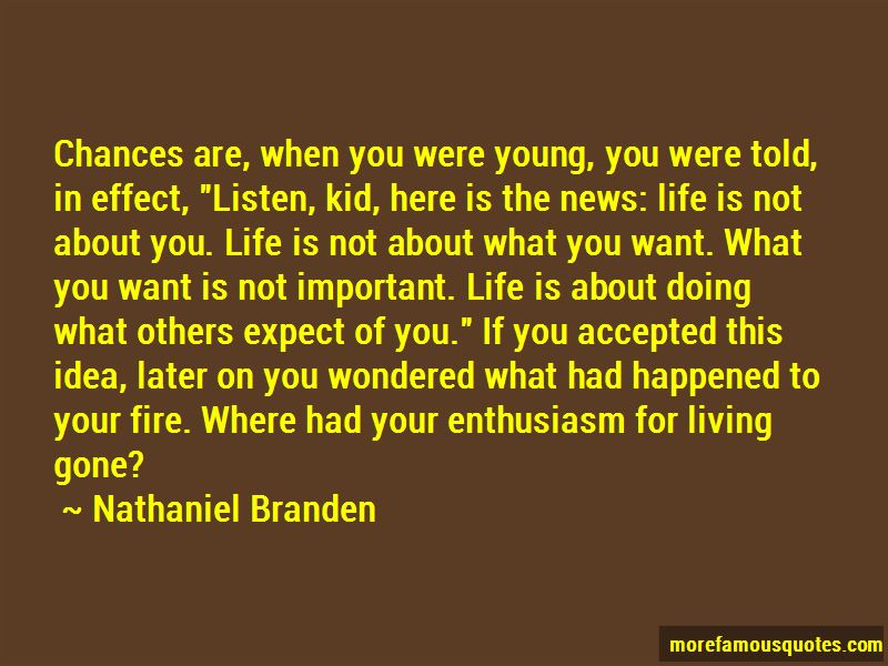 What You Want To Be In Life Quotes Pictures 4