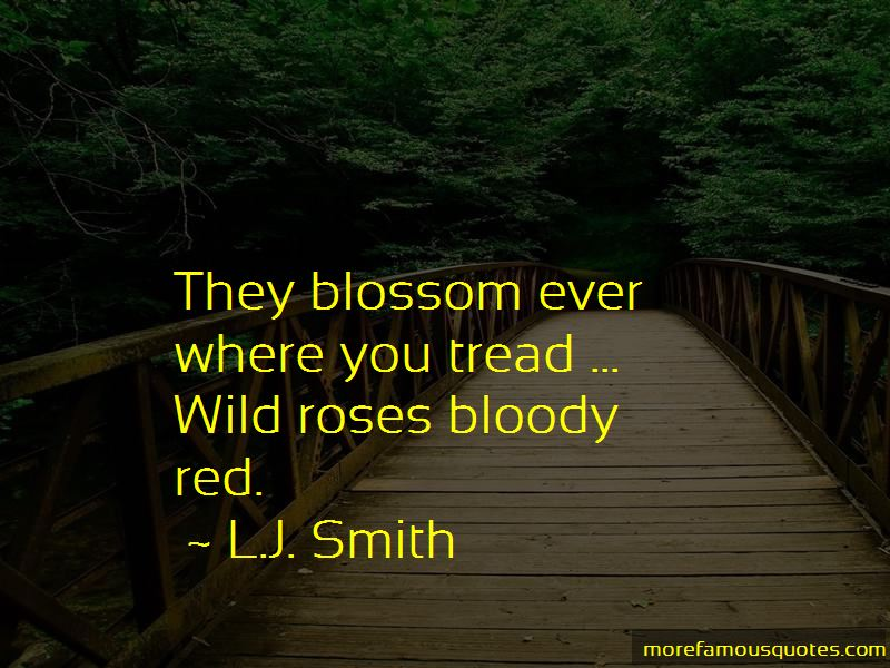 Quotes About Wild Roses