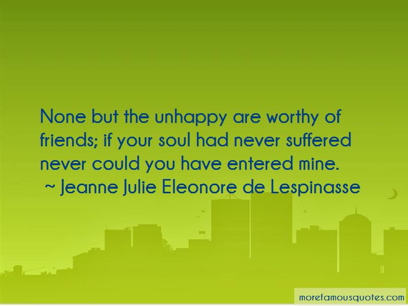 Quotes About Worthy Friends