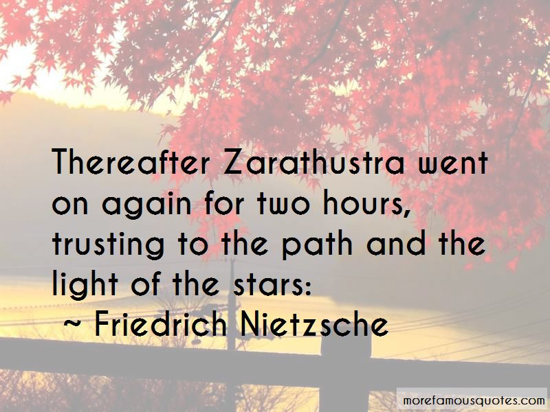 Quotes About Zarathustra