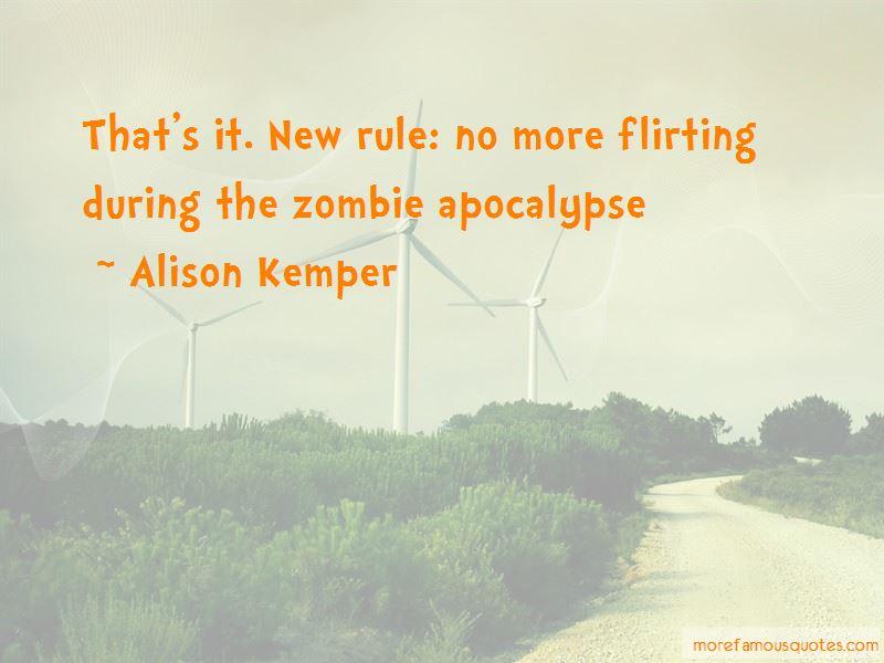 Zombie Apocalypse Quotes Pictures 3