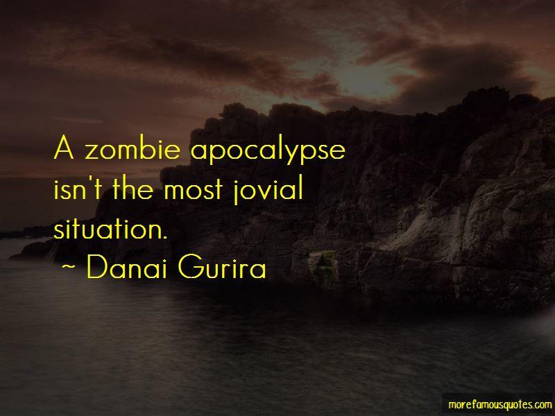 Zombie Apocalypse Quotes Pictures 4
