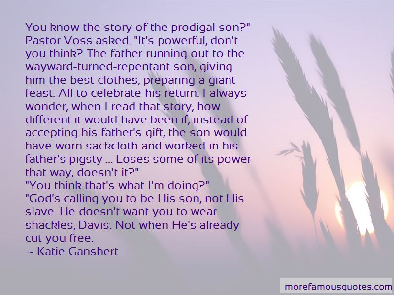 Return Of The Prodigal Son Quotes Pictures 3
