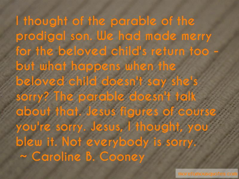 Return Of The Prodigal Son Quotes Pictures 4