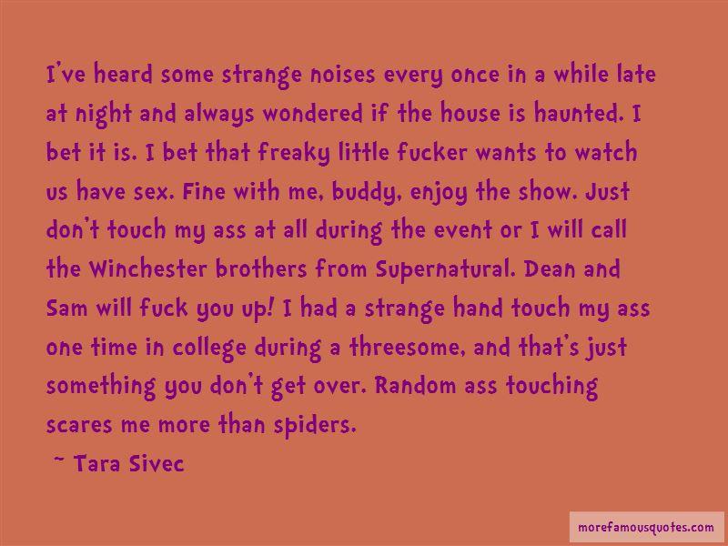 Sam Supernatural Quotes Pictures 2