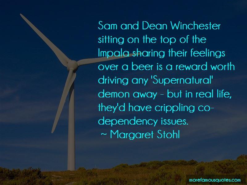 Sam Supernatural Quotes Pictures 4