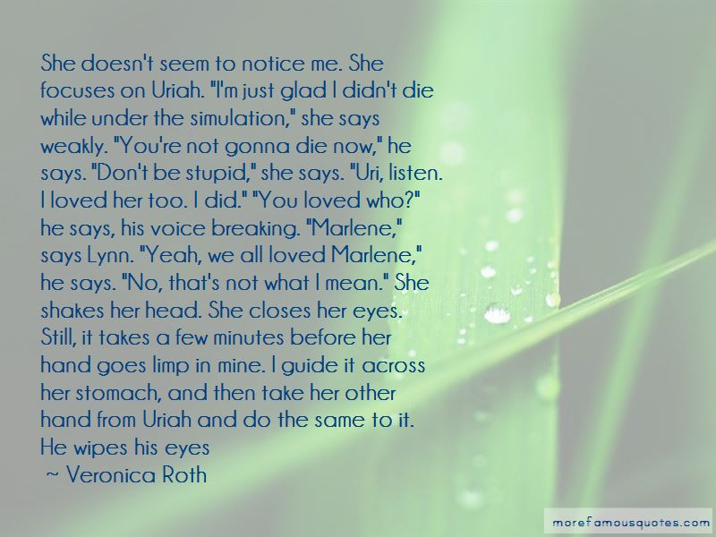 She Is Just Mine Quotes
