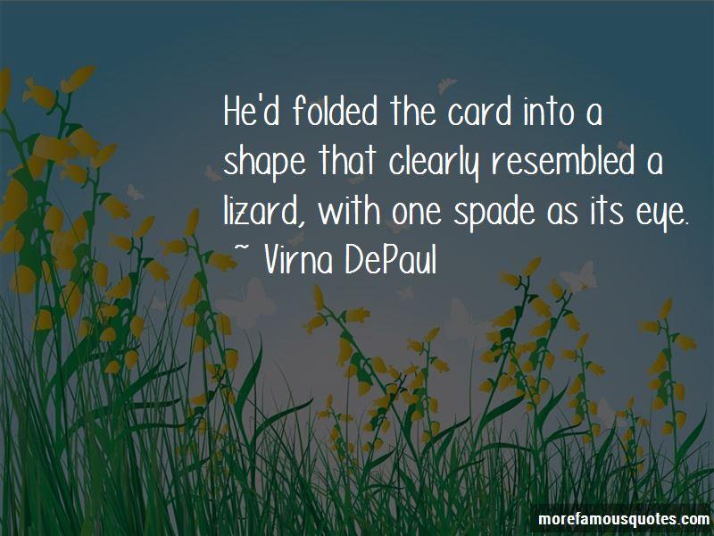 Spade Card Quotes