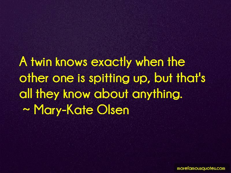 Spitting Up Quotes