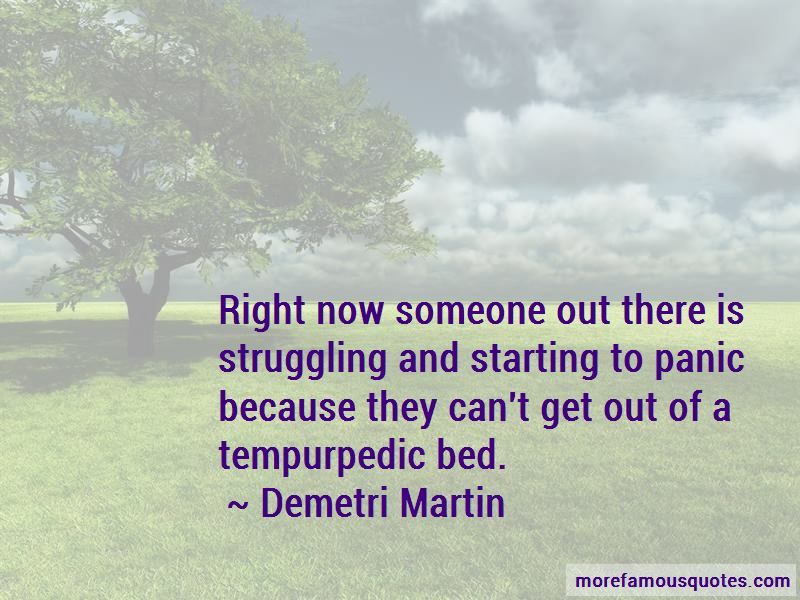 Struggling To Get Out Of Bed Quotes