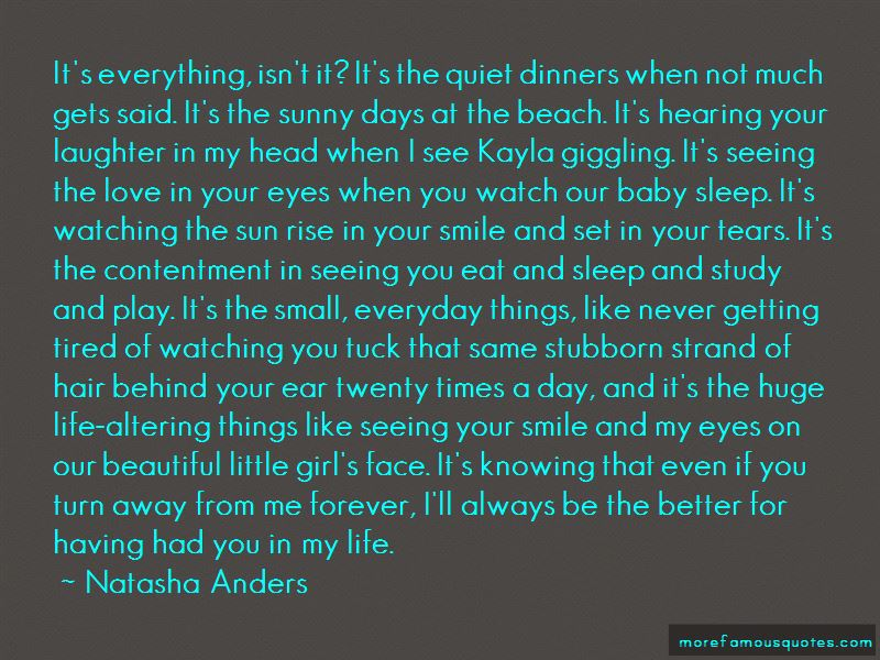 Sunny Day At The Beach Quotes