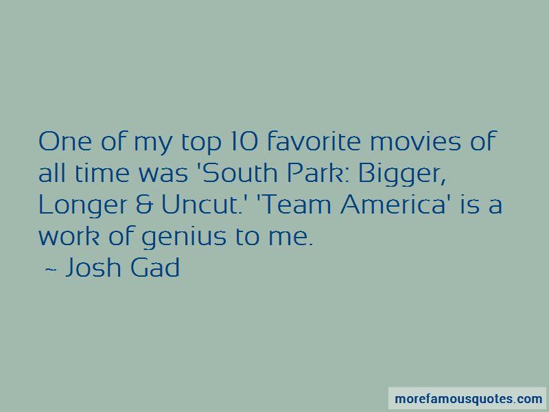 Top Team America Quotes