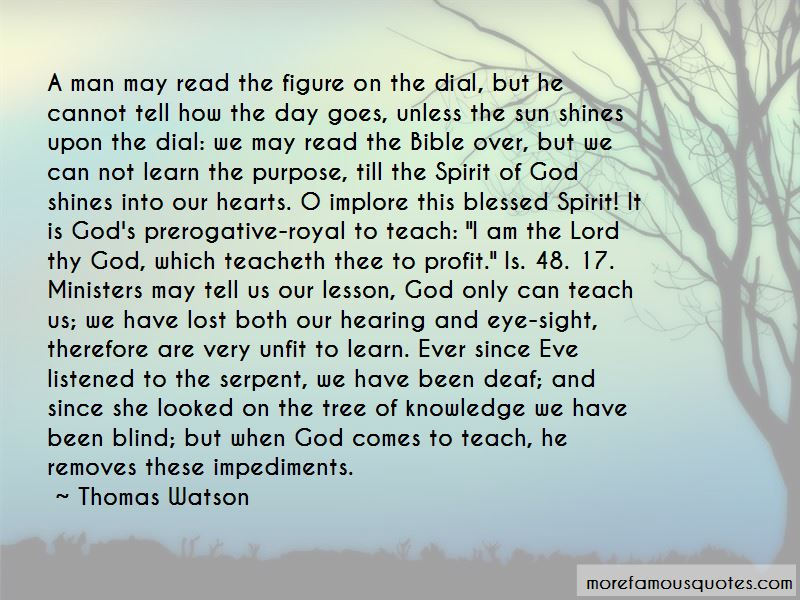 Tree Of Knowledge Bible Quotes