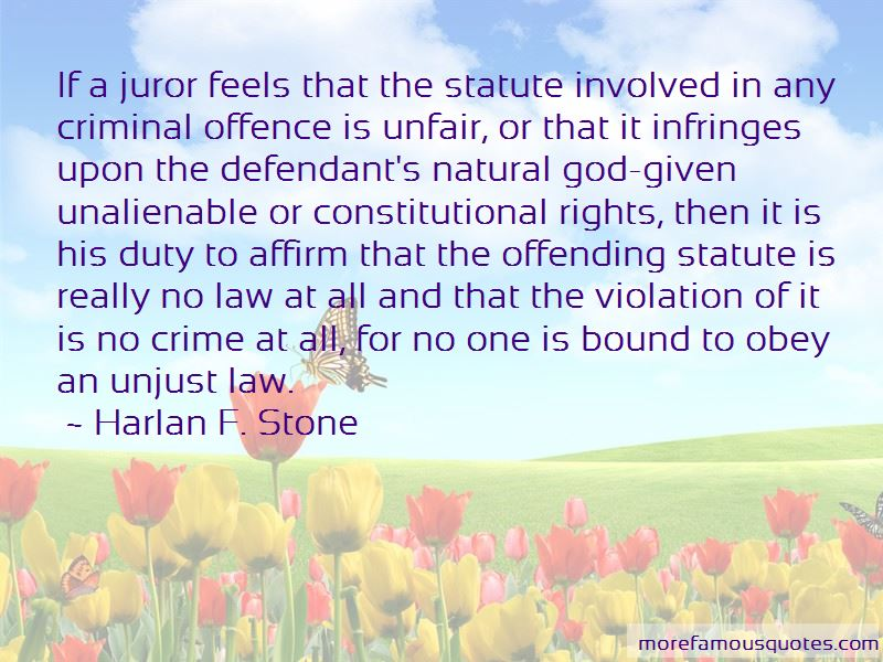 Unalienable Quotes