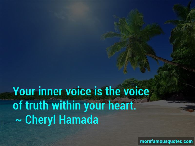 Voice Of Truth Quotes