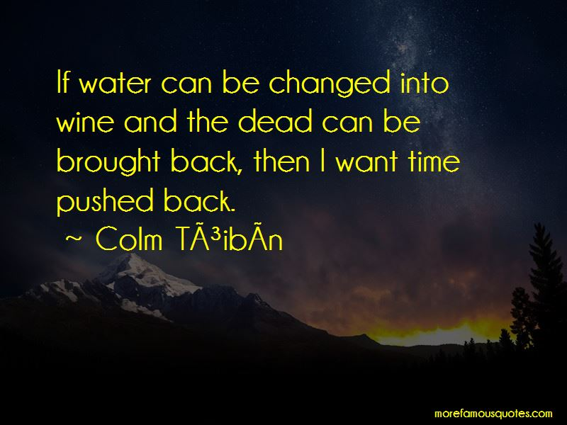 Water Can Quotes