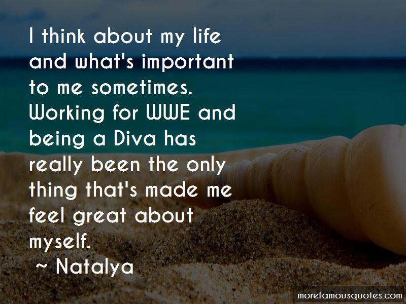 Wwe Diva Quotes
