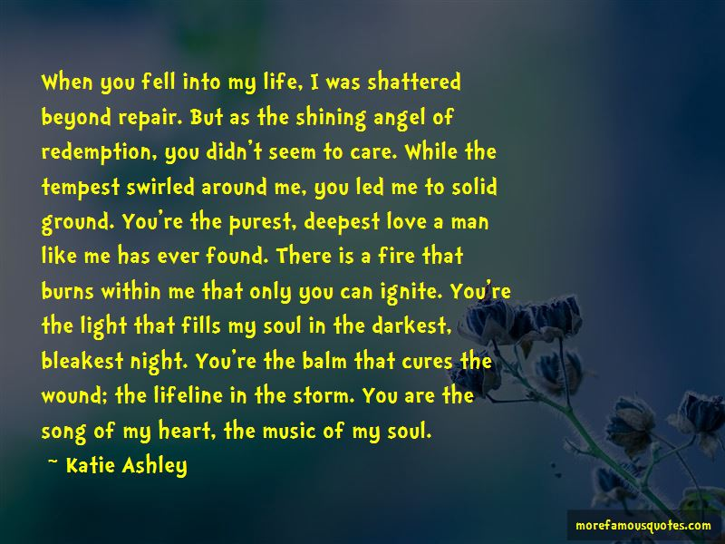 You Are My Shining Light Quotes