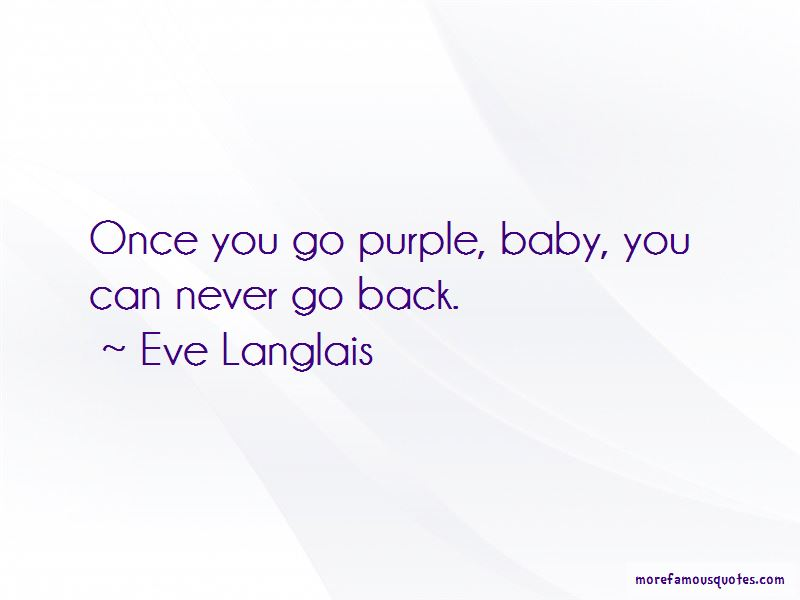 You Can Never Go Back Quotes