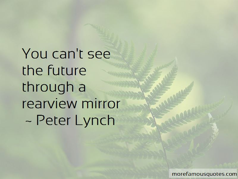 You Can't See The Future Quotes Pictures 3