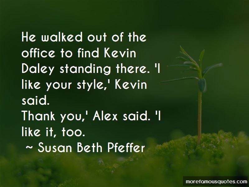 Alex Daley Quotes