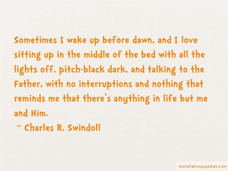 Before Bed Love Quotes