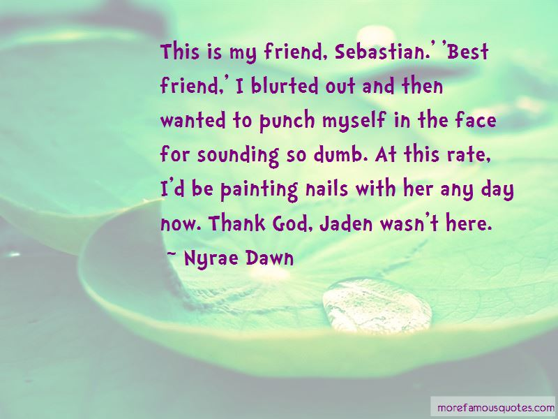 Best Friend Dumb Quotes
