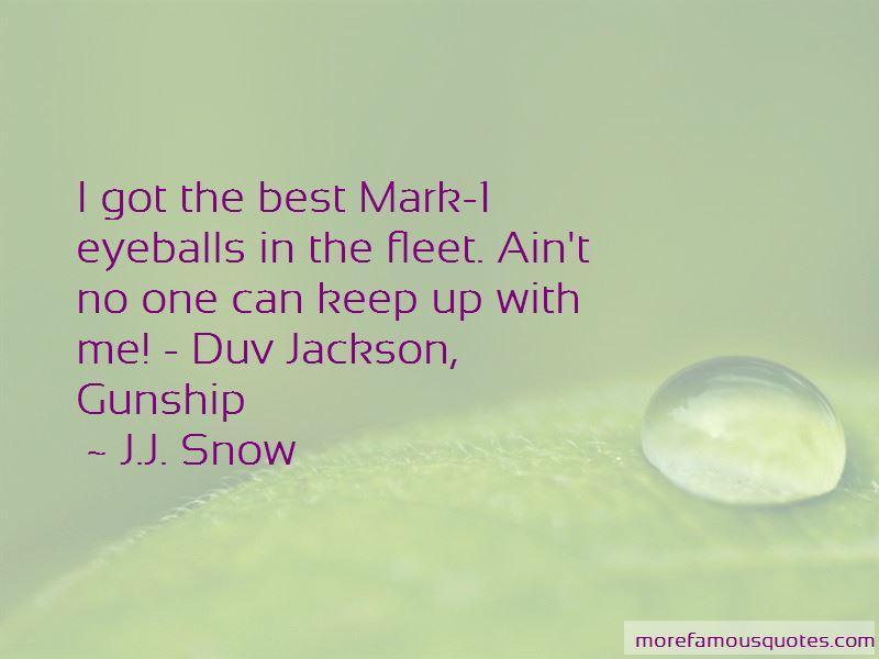 Best Mark Jackson Quotes
