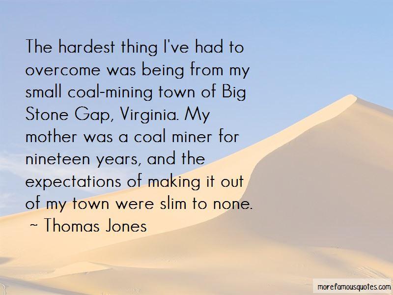 Big Stone Gap Quotes