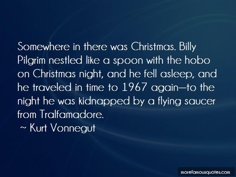 Billy Pilgrim Tralfamadore Quotes