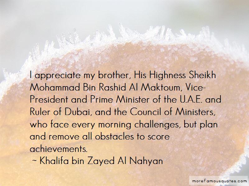 Bin Rashid Quotes