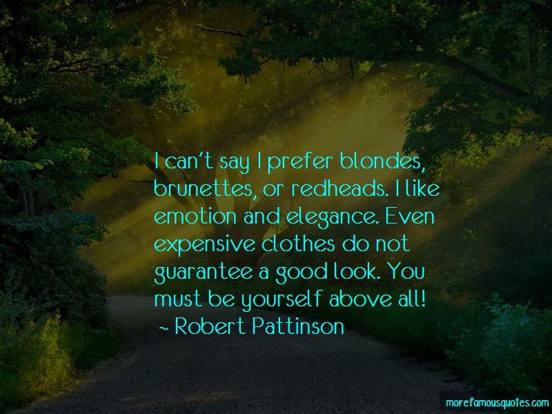 Blondes Brunettes Quotes