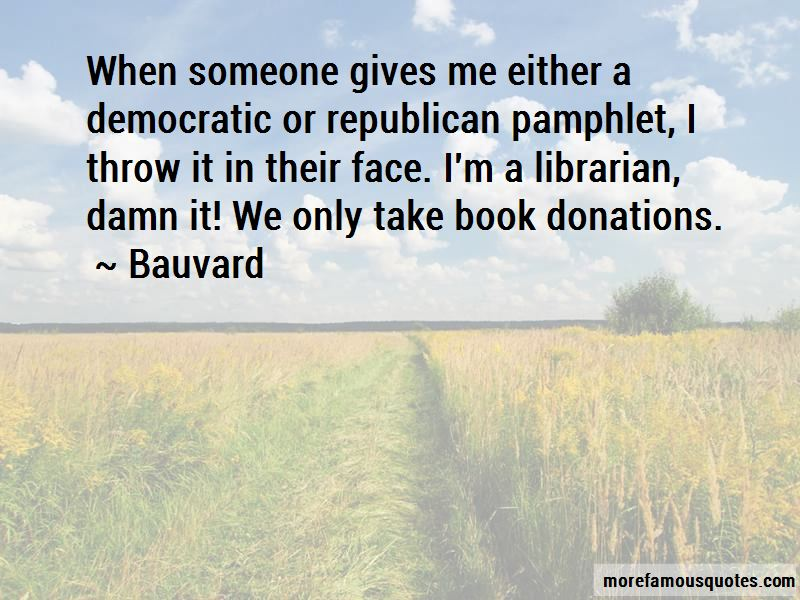 Book Donations Quotes