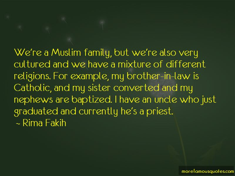Brother N Sister In Law Quotes