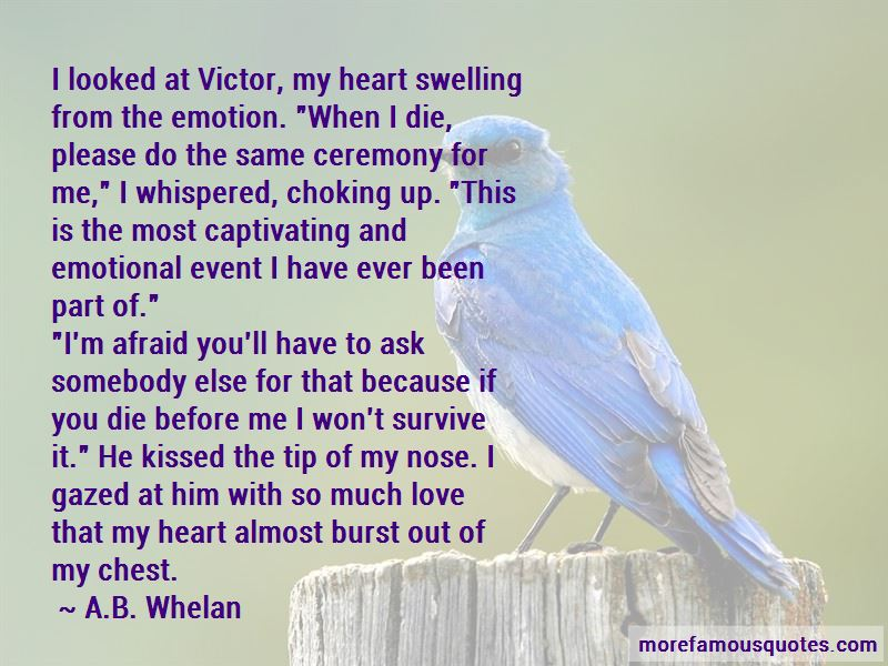 Captivating Heart Quotes