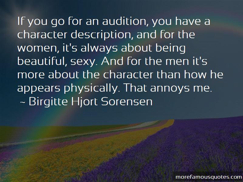 Character Description Quotes