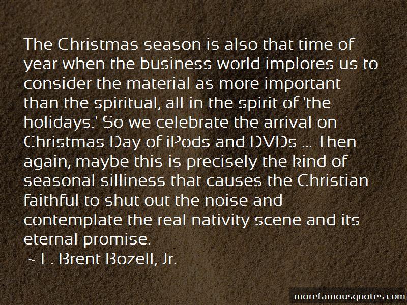 Christian Christmas Spirit Quotes