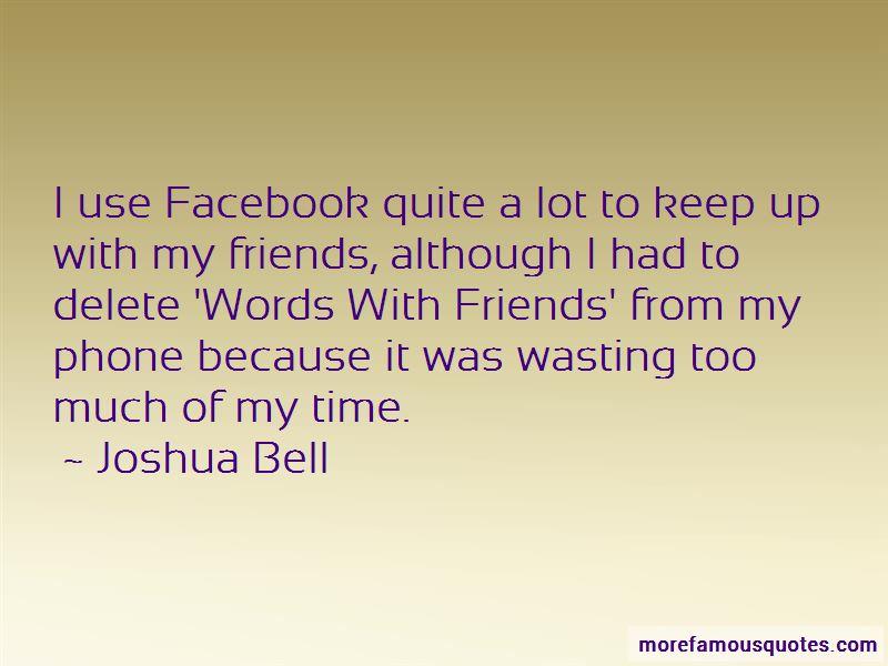 Delete Facebook Friends Quotes