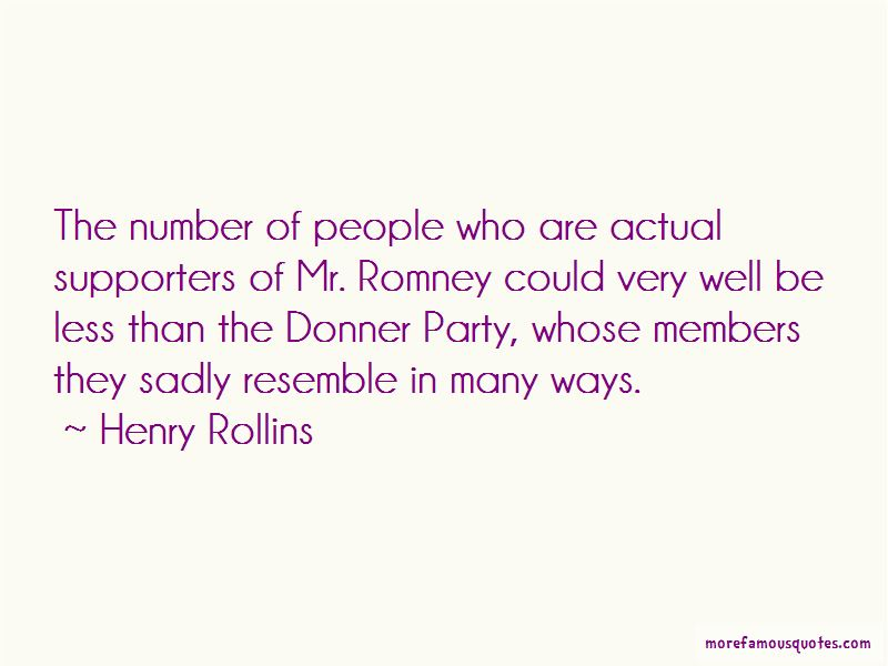 Donner Party Quotes