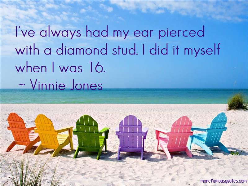 Ear Pierced Quotes
