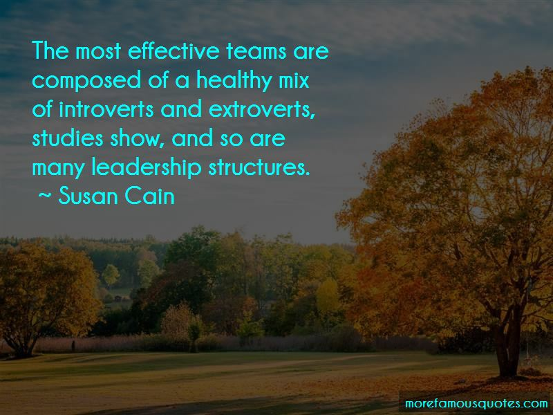 Effective Teams Quotes