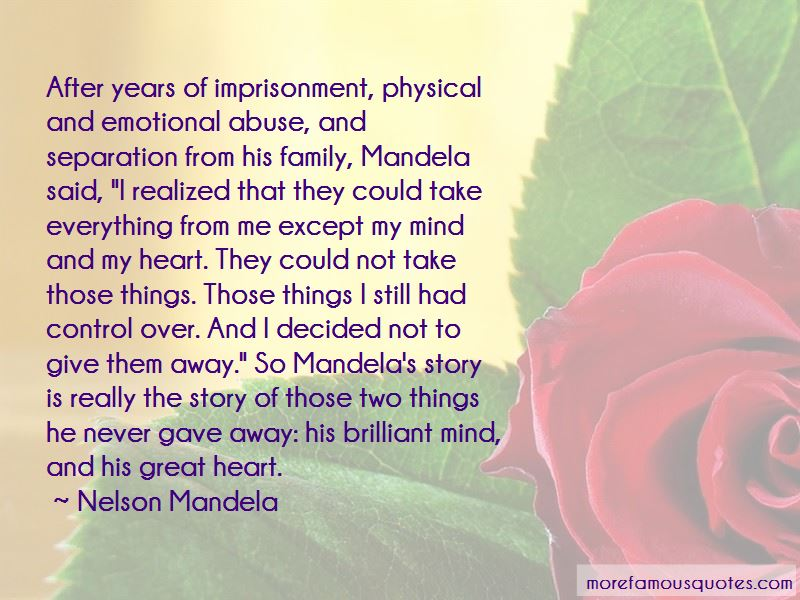 Emotional And Physical Abuse Quotes: top 13 quotes about ...