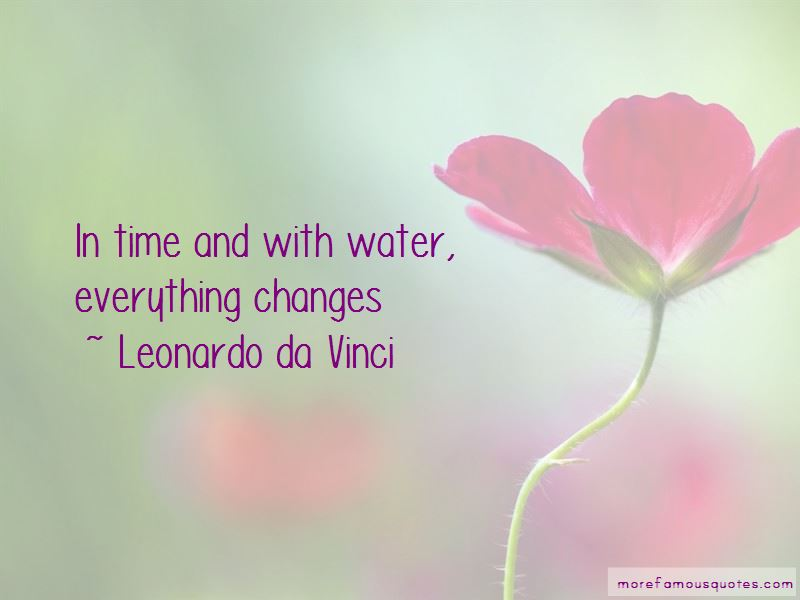 Everything Changes In Time Quotes Pictures 3