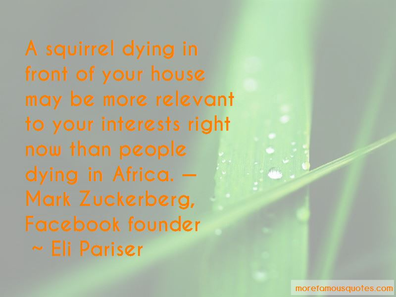 Facebook Founder Quotes