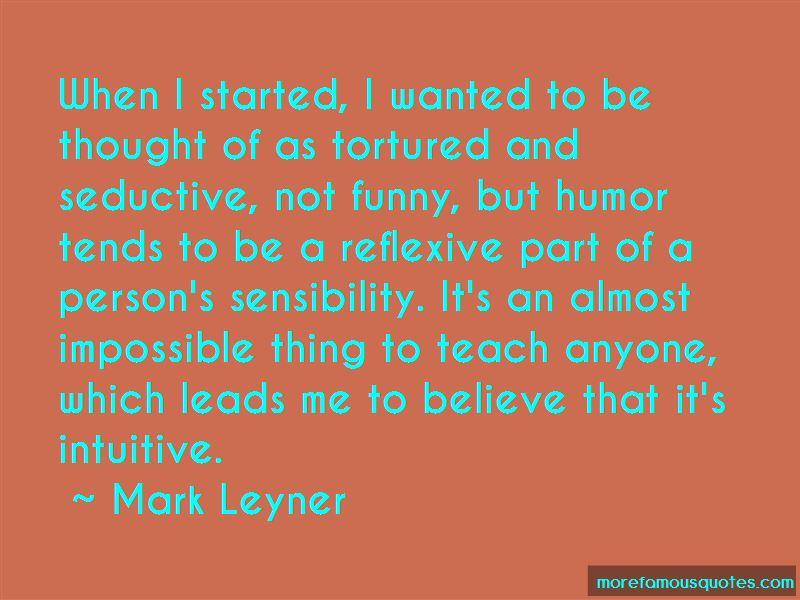 Funny Seductive Quotes