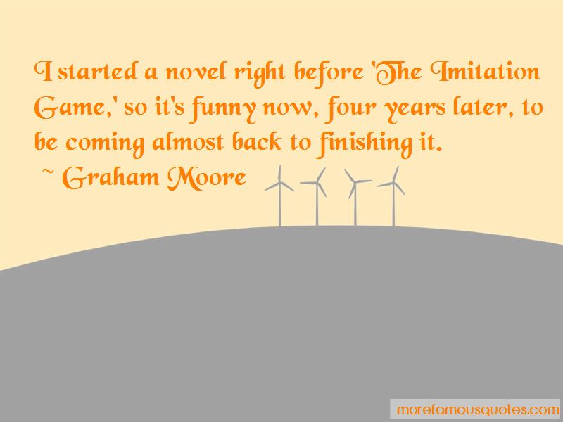 Game Of Imitation Quotes Pictures 2