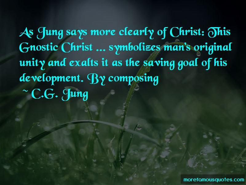 Gnostic Christ Quotes