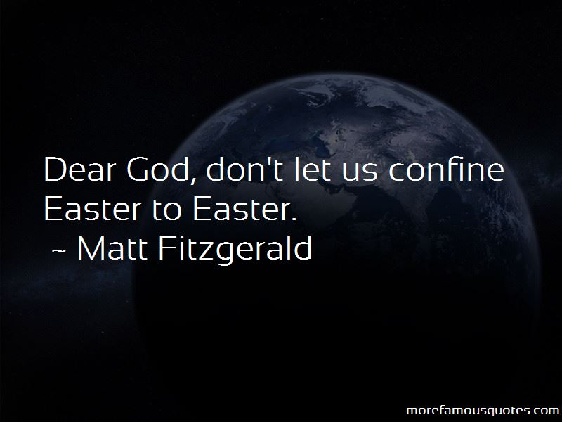 God And Easter Quotes